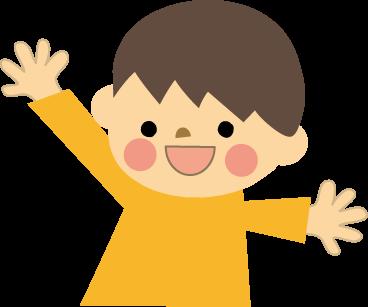 子どものイラスト 挿絵 無料イラスト フリー素材2