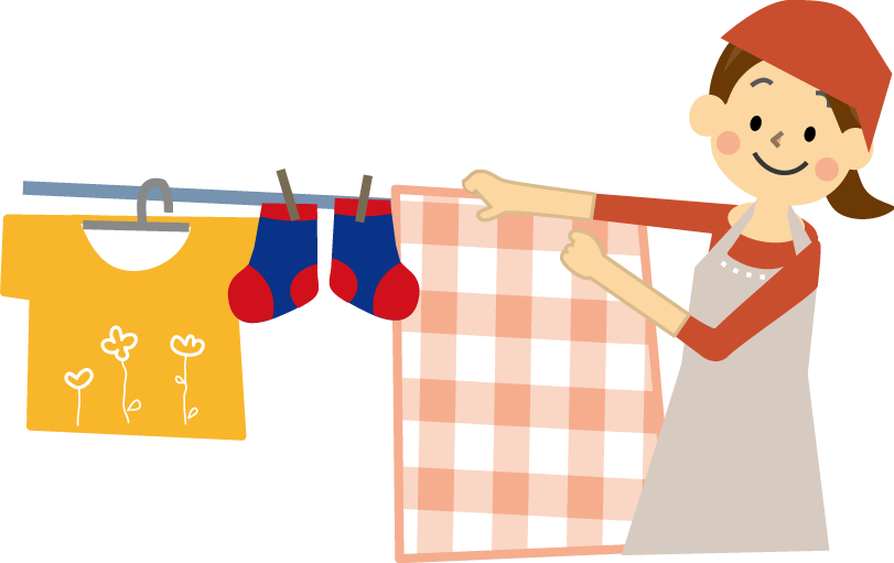 「洗濯 イラスト」の画像検索結果