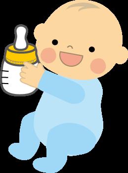 赤ちゃん イラスト かわいい