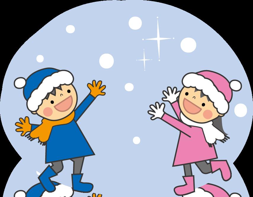 冬(雪・そり遊び・スケート ... : 一年生 プリント : プリント