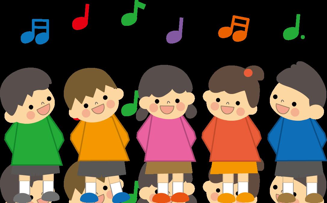 合唱(歌う)無料イラスト ... : 幼児 プリント 学習 : プリント