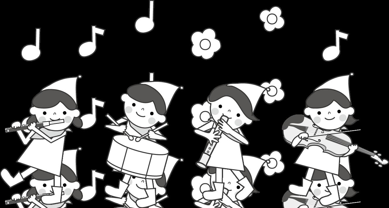 楽器のイラスト・無料(フリー)素材 4