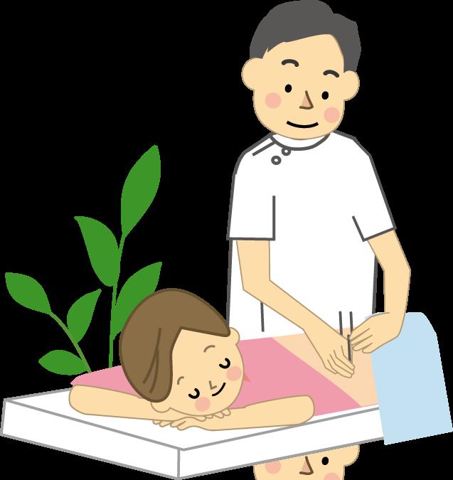 「訪問鍼灸 イラスト」の画像検索結果